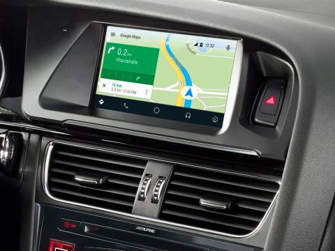 Audi-A4-Navigation-System-X702D-A4-with-Google-Maps