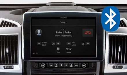 Ducato, Jumper and Boxer - Built-in Bluetooth® Technology - X903D-DU